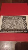 Ancienne Publicite Suisse 1914 - Advertising