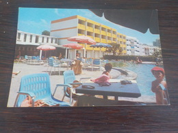 CPSM  AFRIQUE  DJIBOUTI  HOTEL RESTAURANT LA SIESTA - Djibouti