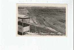 ROUCHLEAU MINE. OPEN PIT IRON MINE. VIRGINIA (MINNESOTA) 1879 - Etats-Unis