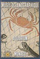 = Musée Océanographique, Aquarium De Monaco, Mosaïque Du Palier Du 1 Er étage - Musei