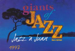 Giants Of JAZZ - Jazz à Juan 1997 - La Maison Du Tourisme & L'Eden Casino, 37e Festival Jazz Antibes, Juan Les Pins - Musique Et Musiciens