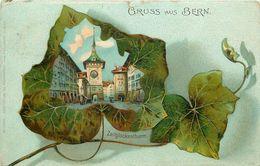 BERN - Zeitglockenthurm Carte 1900 Illustrée (carte Vendue En L'état) - BE Berne