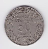 50 Francs Commémorative De L'indépendance  1960  Cameroun   SUP - Cameroun
