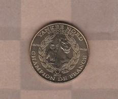 Monnaie De Paris : Yankee Nord - Champion De France - 2010 - Monnaie De Paris