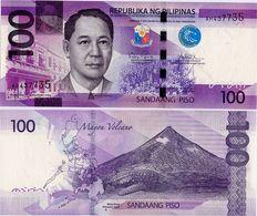 PHILIPPINES      100 Piso      P-208       2016F      UNC - Filippine