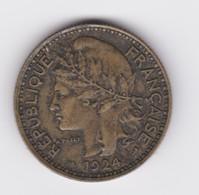 Très Belle 2 Francs  Territoires Sous Mandat De La France 1924  TTB à SUP - Cameroon