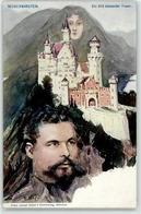 52101682 - Schloss Neuschwanstein Koenig Ludwig II. - Postcards
