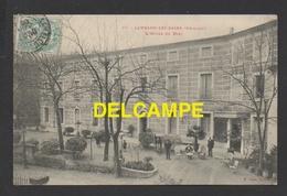 DF / 34 HÉRAULT / LAMALOU LES BAINS / L' HÔTEL DU MIDI / CIRCULÉE EN 1906 - Lamalou Les Bains