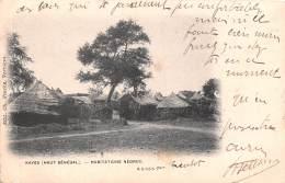 SENEGAL AOF KAYES Haut Senegal Habitations Negres 5(scan Recto-verso) MA242 - Senegal