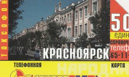 KRASNOYARK - Russie