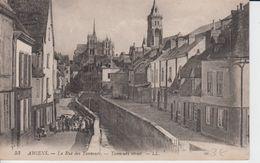 SOMME  - 53 - AMIENS -  La Rue Des Tanneurs   ( - Petite Animation - N'a Pas Circulé ) - Amiens