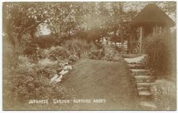 Angleterre - Japanese Garden Rufford Abbey - Angleterre