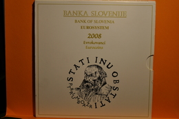 BU SLOVENIE 2008 Stati Inu Obstati - Eslovenia
