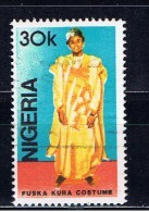 WAN+ Nigeria 1989 Mi 544 Männertracht - Nigeria (1961-...)