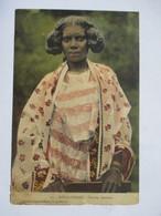 MADAGASCAR  -   DIEGO-SUAREZ  -     FEMME  SAKALAVE          ANIME        TTB - Madagascar