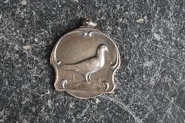 1193/ Médaille PIGEON CLUB De RENAIX-RONSE 3°Exposition Internationale 1913 - Autres