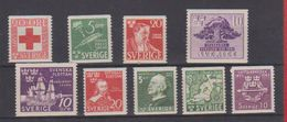 Suède   / Lot De Timbres / NEUFS** - Sweden
