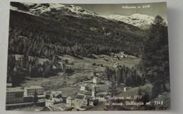 982- Cartolina S.Caterina Valfurva (Sondrio) Col Monte Vallacetta Panorama Ediz.Sosio Bromofoto - Italie