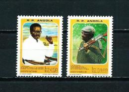 Angola  Nº Yvert  620/1  En Nuevo - Angola