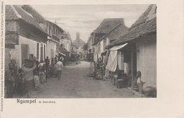 CPA AK Ngampel A Bojonegoro Trucuk Surabaya Java Jawa Barat Timur Niederländisch Indien Indonesien Indonésie Indonesia - Indonesië