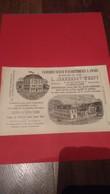 Publicite Horlogerie Suisse Ancienne 1914 - Advertising
