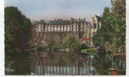 THOUARS  LE CHATEAU DES DUCS DE LA TREMOILLE  1954 - Thouars