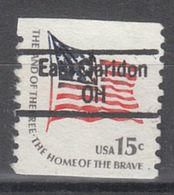 USA Precancel Vorausentwertung Preo, Locals Ohio, East Claridon 843 - Vereinigte Staaten