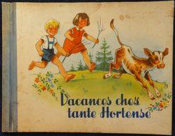 Inez Swenson - Vacances Chez Tante Hortense - Éditions LITO - ( 1951 ) . - Livres, BD, Revues