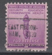 USA Precancel Vorausentwertung Preo, Locals Ohio, East Fultonham 705 - Vereinigte Staaten