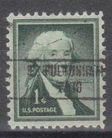 USA Precancel Vorausentwertung Preo, Locals Ohio, East Fultonham 750 - Vereinigte Staaten