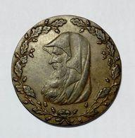 WALES - PARIS MINERS - HALF Penny Token ( 1791 ) / Copper - Monetari/ Di Necessità