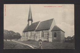 CPA.dépt.27. GAILLARDBOIS . L'église . - Francia