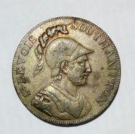 SOUTHAMPTON - HALF Penny Token ( 1791 ) / Copper - Monetary/Of Necessity
