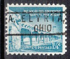USA Precancel Vorausentwertung Preo, Locals Ohio, Elyria 801 - Vereinigte Staaten