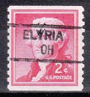 USA Precancel Vorausentwertung Preo, Locals Ohio, Elyria 835,5 - Vereinigte Staaten