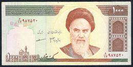 Iran - 1000 Dinars 1992-2014 - P143 - Iran