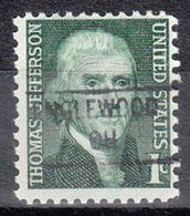 USA Precancel Vorausentwertung Preo, Locals Ohio, Englewood 841 - Vereinigte Staaten