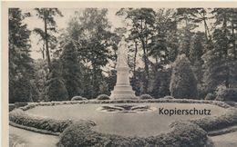 AK Tilsit, Königin Luise Denkmal - Ostpreussen