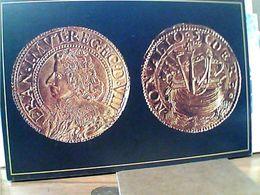 """Mostra """"Le Monete Dello Stato Estense"""" Dicembre 1998-febbraio 1999 A Modena 8 SCUDI FRANCESCO I° D'ESTE  N1998  GO21867 - Monete (rappresentazioni)"""