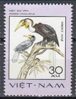 Vietnam 1977 (MNH) - Wreathed Hornbill (Rhyticeros Undulatus) - Climbing Birds
