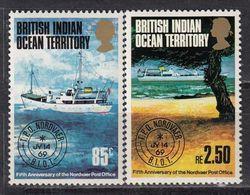 BIOT - SHIPS 1974 MNH - British Indian Ocean Territory (BIOT)