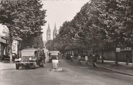 Calvados : CAEN : Boulevard Bertrand - Caen