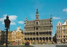 CARTOLINA - POSTCARD - BELGIO - BRUXELLES - MAISON DU ROI - Monumenti, Edifici