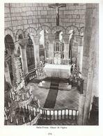 1966 - Héliogravure - Saint-Urcize (Cantal) - Le Choeur De L'église - FRANCO DE PORT - Unclassified