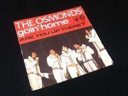 Vinyle 45 Tours  The Osmonds Goin' Home  (1973) - Vinyles