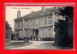 76-CPA YVETOT - Yvetot