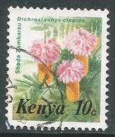 Kenya. 1983 Flowers. 10c Used. SG 257 - Kenya (1963-...)