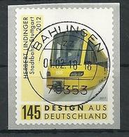 ALEMANIA 2018 - Klebstoffe - Design Aus Deutschland - Herbert Lindinger - Oblitérés