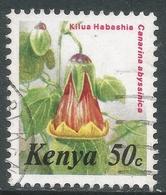Kenya. 1983 Flowers. 50c Used. SG 261 - Kenya (1963-...)