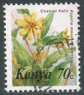Kenya. 1983 Flowers. 70c Used. SG 262 - Kenya (1963-...)
